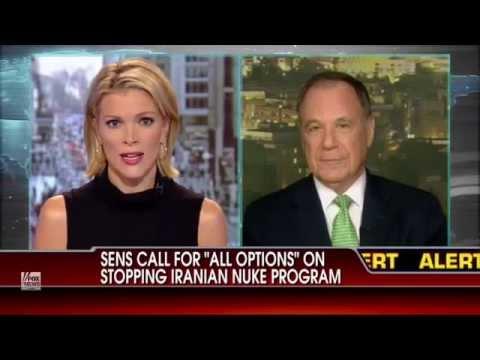 U.S. Senate backs Military Force to stop Iran World War III about to start (Feb 17, 2012)