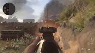 Call of Duty WWII Multiplayer COD 2 Razer 15 Laptop