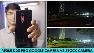 Redmi K20 Pro Google Camera Update 🔥 Wide Angle Lens With Night Sight