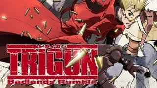 Trigun: Badlands Rumble Movie (FULL English Dub)