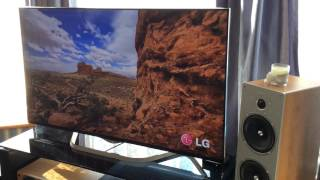 01. LG 4K UltraHD 2014 - 2015 Model - Unboxing, Setup & Demo. WebOS 49UB850V UB950V