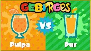 Mit großen Stücken gegen Stückchen! Pur geht es gegen Pulpa! #TeamPur - Splatfest