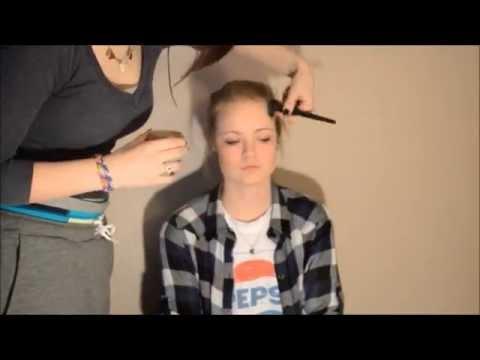 High fashon makeup