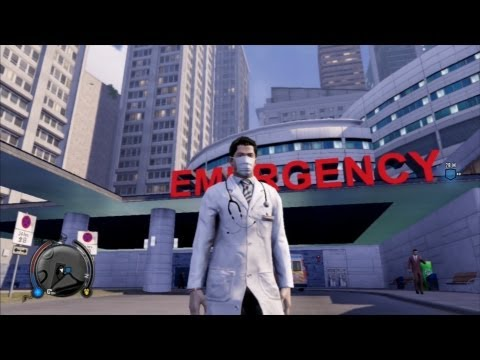 SLEEPING DOGS: EL DOCTOR SEXY