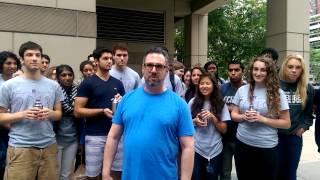 Gilbert College - Ice Bucket Challenge