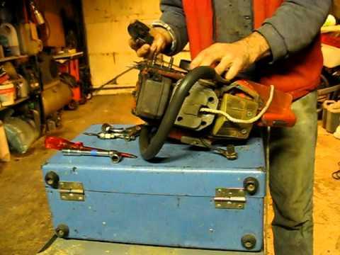Reglage tronconneuse husqvarna 141 l 39 artisanat et l 39 industrie - Reglage carburateur tronconneuse husqvarna ...