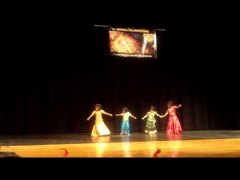 2013 - Nrv Diwali - Bengali Folk Dance video