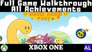 Mochi Mochi Boy (Xbox One) Achievement Walkthrough