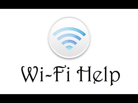 iPhone / iPad / iPod Touch Wi-Fi help