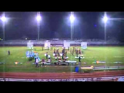 Milton High School Marching Band 2011 At Shik