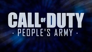HABLEMOS SOBRE CALL OF DUTY PEOPLE'S ARMY (2017) | REAL O FAKE?