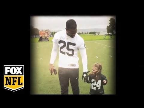 Menelik Watson donates game check while Oakland Raiders surprise 4-year-old heart patient