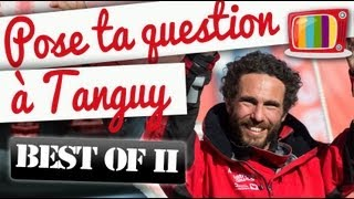 Pose ta Question à Tanguy de Lamotte sur son Vendée Globe