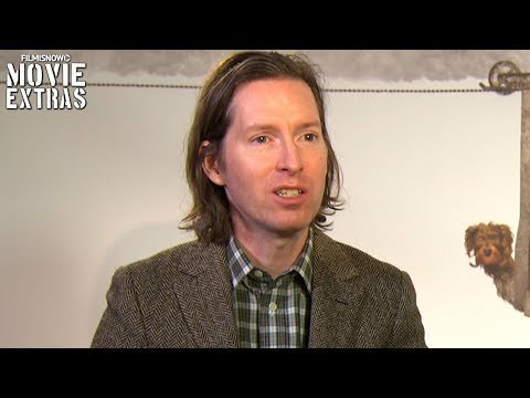 ISLE OF DOGS (2018) Wes Anderson Talks About His Experience Making The Movie