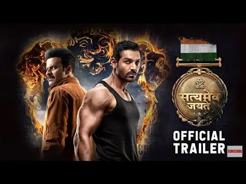 Satyamev jayate video new trailer 2018 john abraham ||manoj bajpayee new trailer