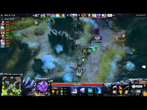 BG vs DG - Game 1 (Dota 2 Asia Championships - Asia Qualifier) - LD & WinteR