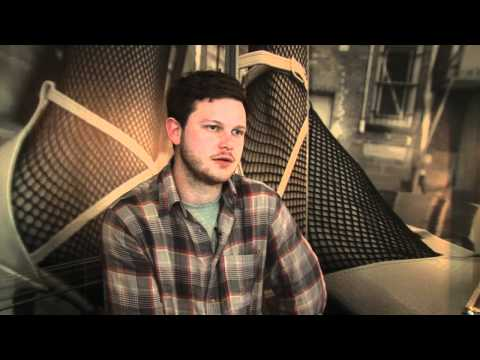 Alt-J () interview - Joe Newman (part 1)