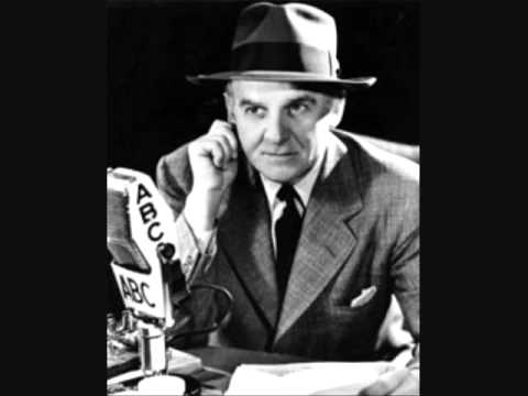 Walter Winchell-The Mob radio spot