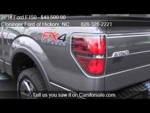 2014 Ford F150 FX4 - for sale in Hickory, NC 28602