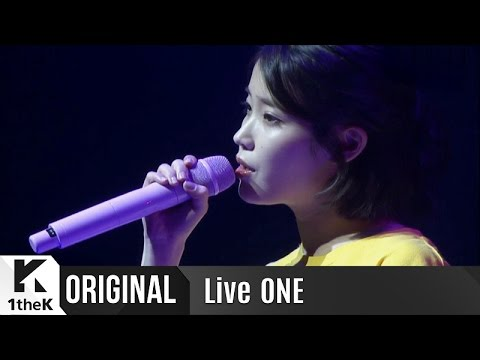 Live ONE(라이브원): IU(아이유)_Exclusive Live Performance!_'Palette(팔레트)'