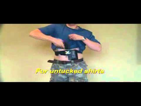 Concealed Carry Holsters the Best IWB Holster