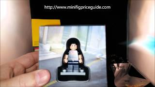 Lego Target Exclusive minifigure cube unboxing superboy sh143 cube 5004076 6106248