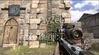 FaZe T.R.I.C.K Game! - FaZe PryZee vs. FaZe Benji | Episode 5 (Black Ops 2)