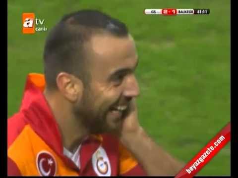 Galatasaray Balıkesirspor 4 1 Maçın Geniş Özeti
