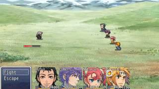 RPG Maker VX Ace Tankentai skill test