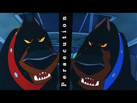 Oliver And Company - Persecution Scene (hd) video