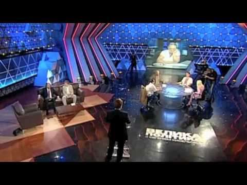Ирина Фарион против Михаила Погребинского