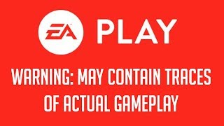 What The Actual f%$k were EA Thinking??? (EA Press Conference 2018)