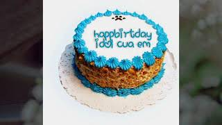 Happy birthday tronie ngo 2-6-2017