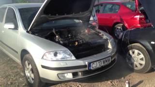 Skoda octavia turbo fail