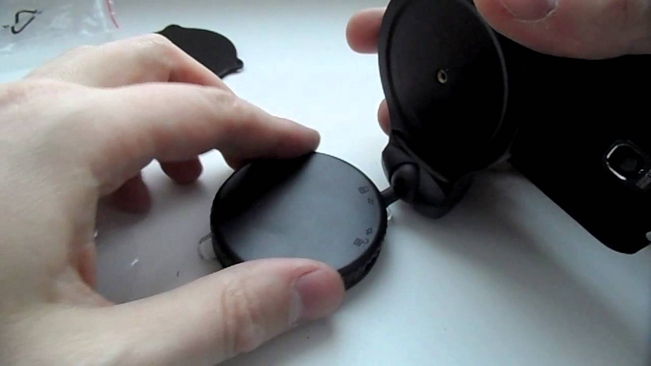 Автомобильный держатель телефона своими руками