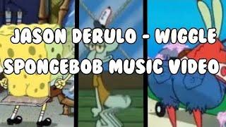 Jason Derulo Wiggle Spongebob Music Audio