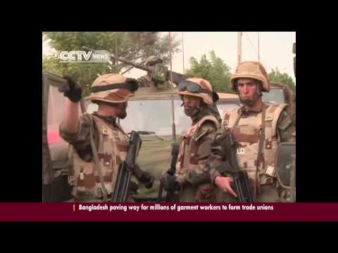 Malian Army Heads for Rebel-held in Northern Town of Kidal.
