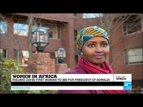 Fadumo Dayib: the first woman to bid for President of Somalia