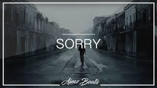 'Sorry' Deep Depressing Piano Rap Instrumental (FREE) Sad Hip Hop Beat