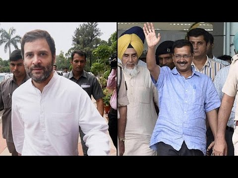 Rahul and Kejriwal to visit Gujarat in the wake of Una incident