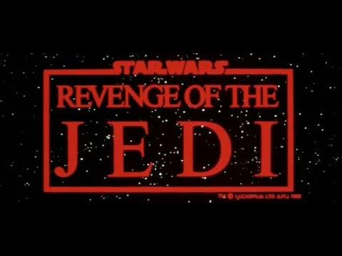 Star Wars Episode VI - Revenge Of The Jedi Teaser Trailer