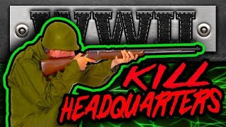 How Players Are Killing Other Players In HEADQUARTERS (Glitch) WW2 Multiplayer