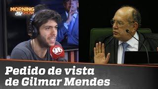 HC de Lula: Caio Coppolla explica o que está por trás do pedido de vista de Gilmar Mendes