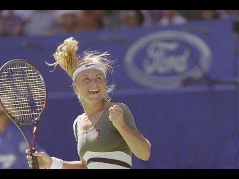Amanda Coetzer vs Steffi Graf 1997 AO Highlights