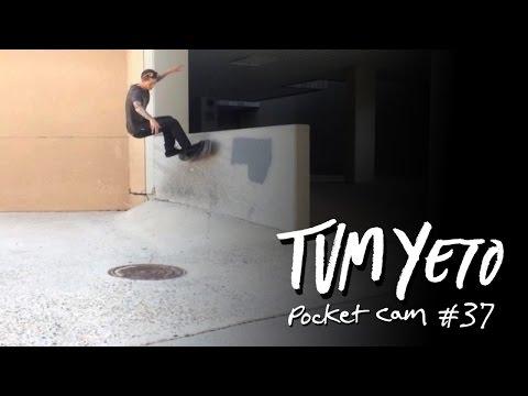 Tum Yeto Pocket Cam #37: Toy Machine team in New Mexico
