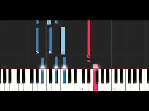 XxxTentacion - Orlando (SLOW EASY PIANO TUTORIAL)