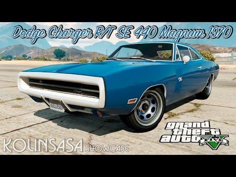 Dodge Charger RT SE 440 Magnum 1970