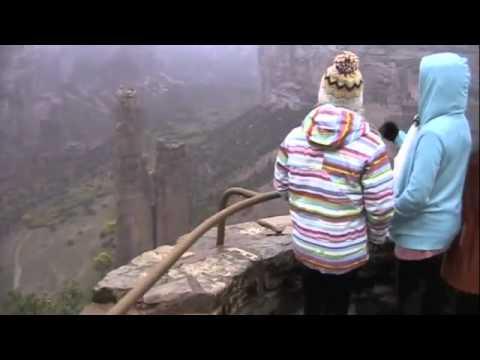 Phoenix Country Day School 4th Grade Northern Arizona Trailer - 02/16/2012