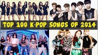 download lagu Top 100 K-pop Songs Of 2014 January To September gratis