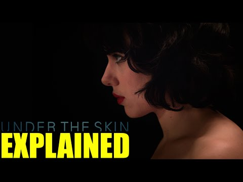 Under the Skin EXPLAINED - Movie Review (SPOILERS)